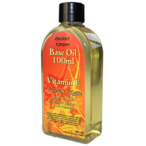 Natural Vitamin E Base Oil