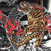 Roaring Tiger and Dragon Ukiyo-e Sukajan T-shirt