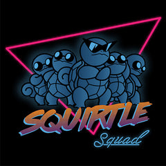 Squirtle Squad Sukajan T-Shirt
