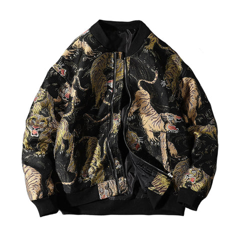 Roaming Tigers Sukajan Jacket - Hype Ninjas