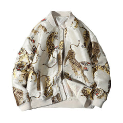 Roaming Tigers Sukajan Jacket