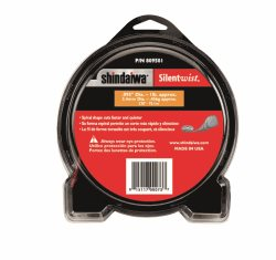 Shindaiwa Trimmer Accessories SilenTwist .095 Trimmer Line