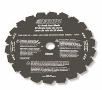 "Echo 8"" 22-Tooth Clearing Saw Blade"