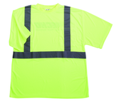 Echo Personal Protective Hi-Vis Safety Shirt