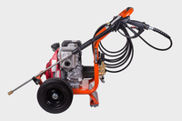 ECHO Bear Cat PW2700 Pressure Washer