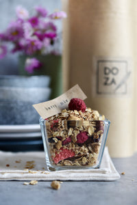 1 month subscription on Granola mix!
