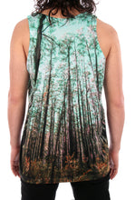 Load image into Gallery viewer, Muscle Tank Forest Singlet