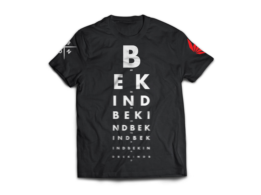 Eye Chart Front