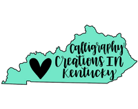 Calligraphy Creations In KY