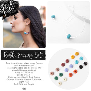 Plunder Robbi Earrings