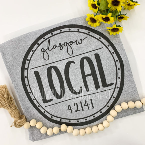42141 Glasgow KY Local Tee