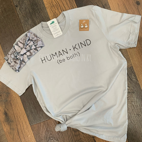 Human • Kind: Be Both Tee