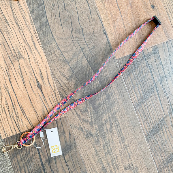 Mary Square Monaco Lanyard