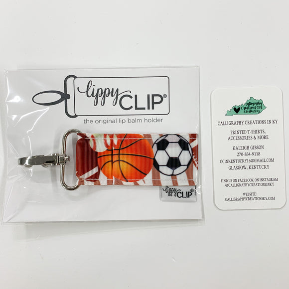 Mixed Sports LippyClip