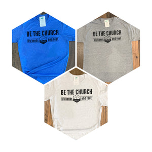 Highland Hills Be The Church Short Sleeve Tee (Color Options)