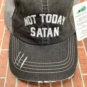 Not Today Satan Hat