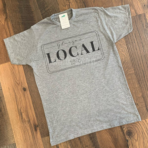 Script Glasgow Local Tee (Color Options)