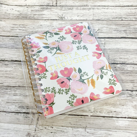 Mary Square Lancaster Meadows Mini Spiral Notebook