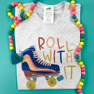 Roll With It Tee {CCIK exclusive!}
