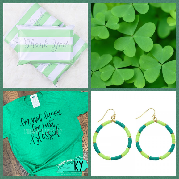 CCIK Swag Bag - St. Patrick's Day