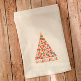 Falalalala Tea Towel