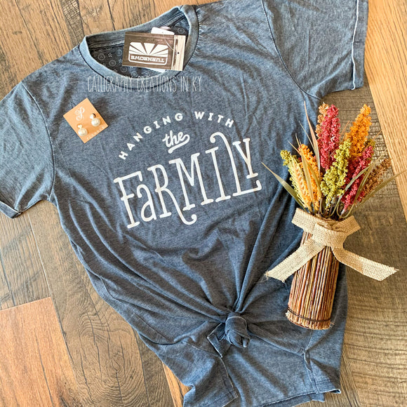 Farmily Turnrows Brand Shirt