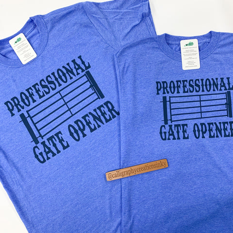 Professional Gate Opener (YOUTH)