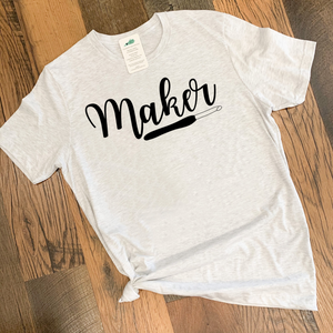 Maker Tee (A Crafty Concept exclusive)