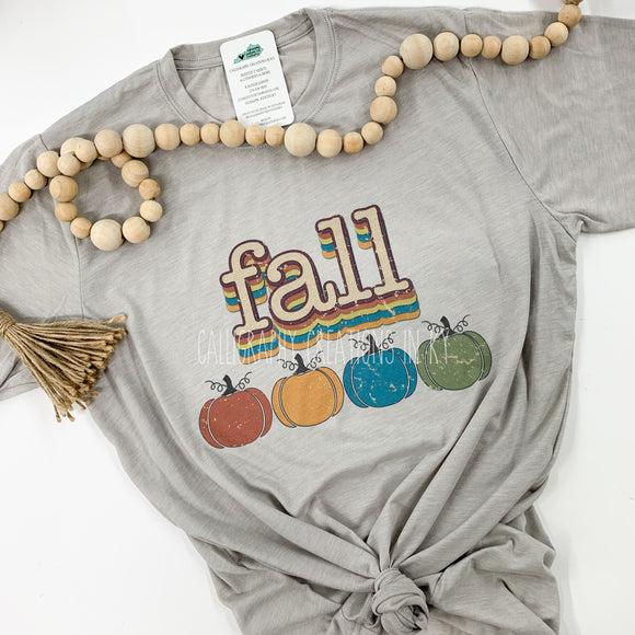 Fall Pumpkins Tee
