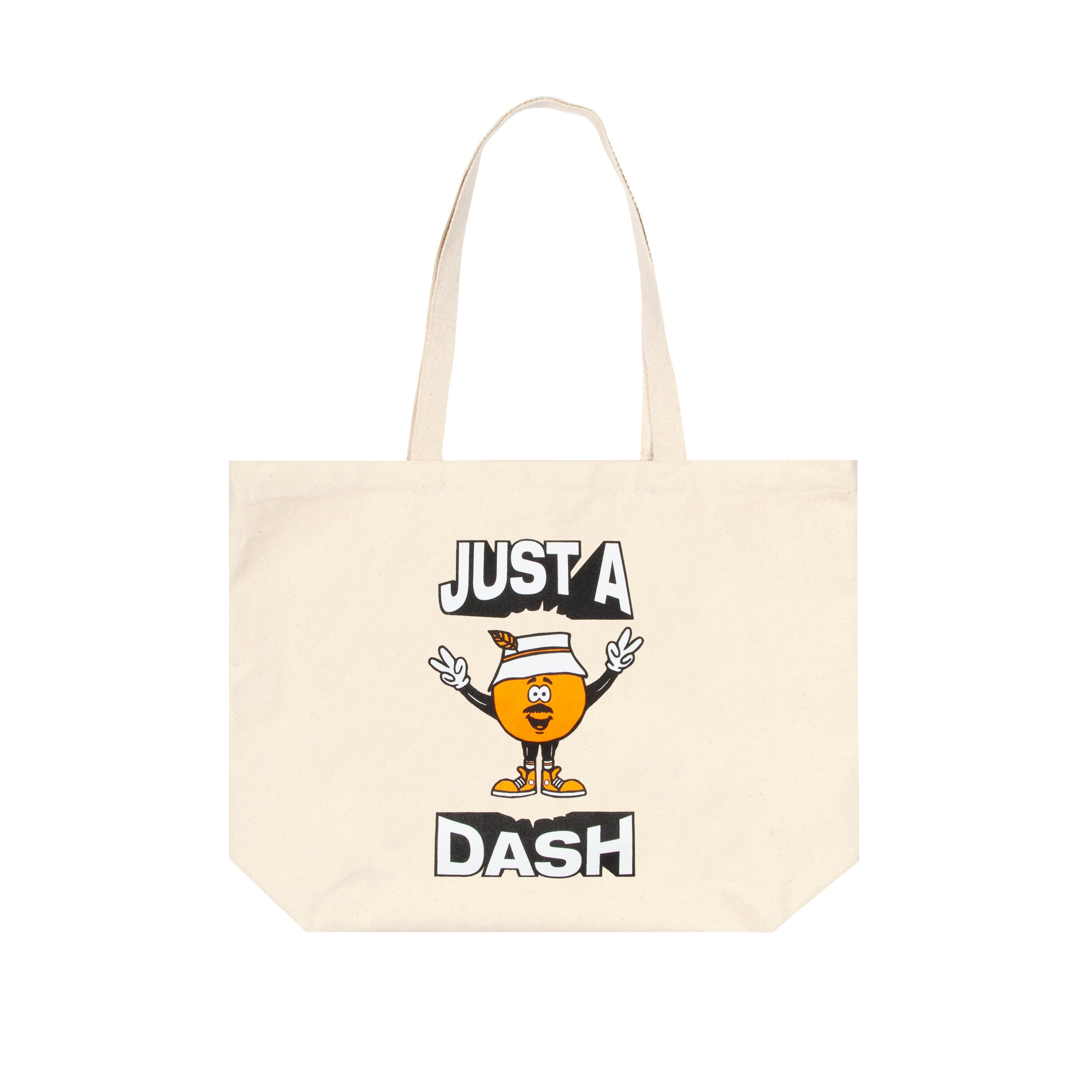 Orange Guy Tote Bag