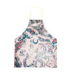 MATTY TATTOO BIB APRON