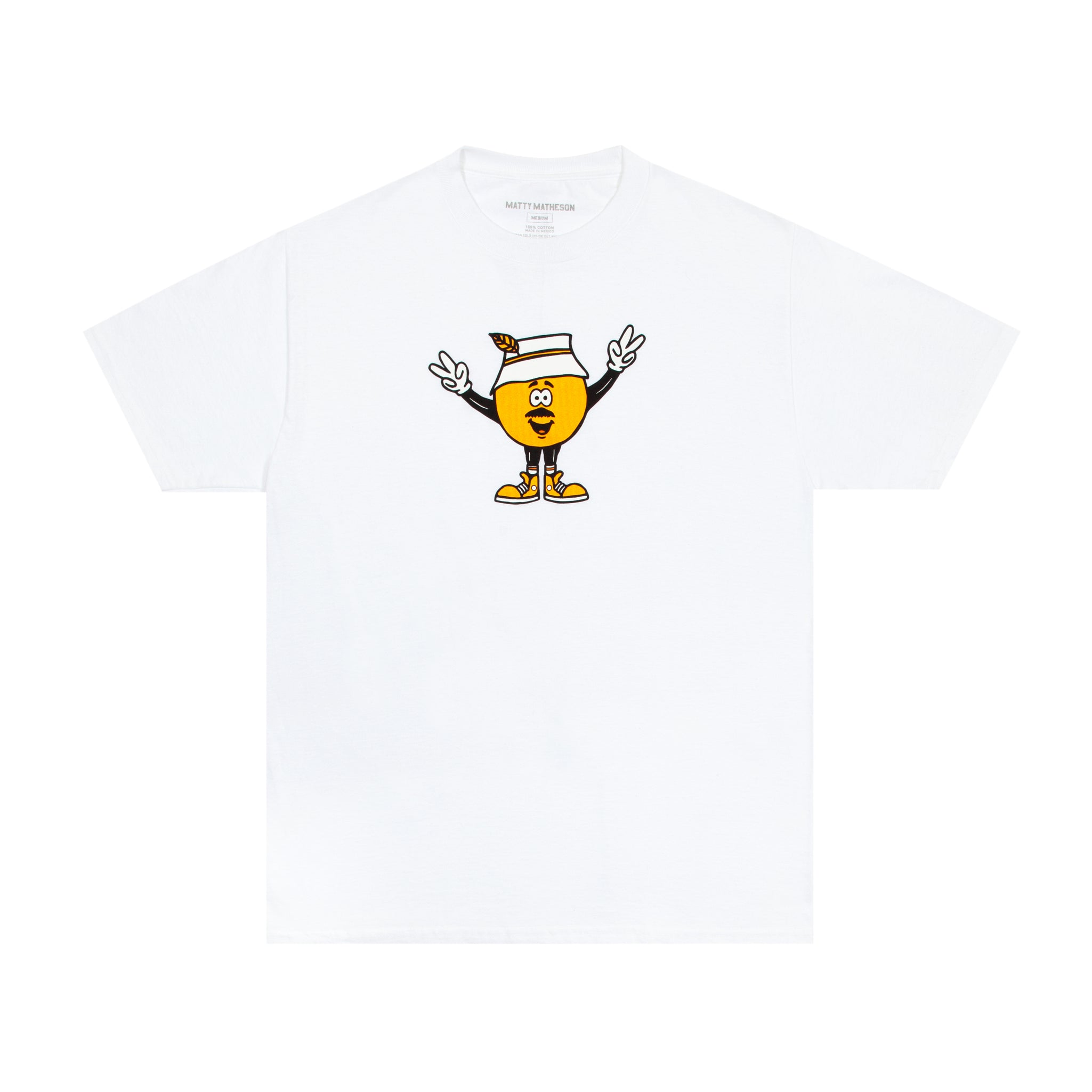 Youth Size Orange Guy Tee