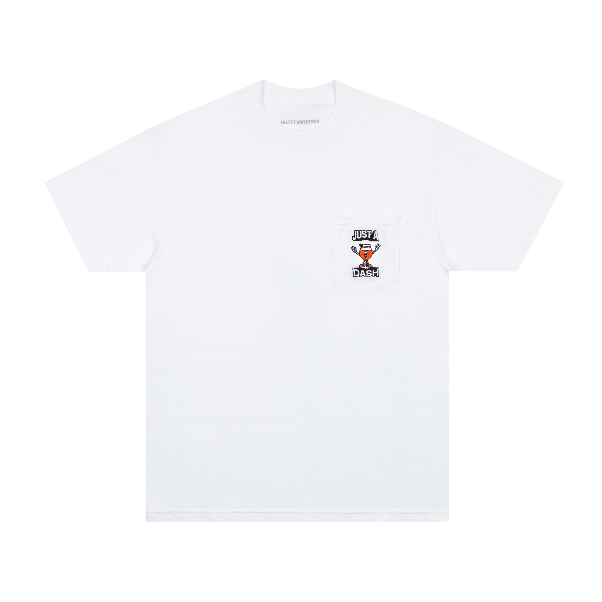 Orange Guy Pocket Tee