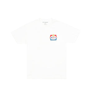 MATTY CANADIAN BOAT  SS TEE (WHITE)