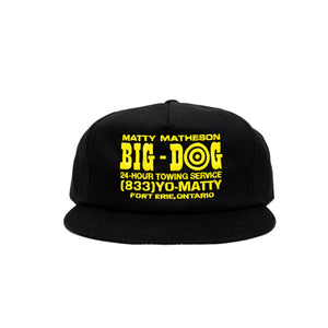 BIG DOG TOWING HAT