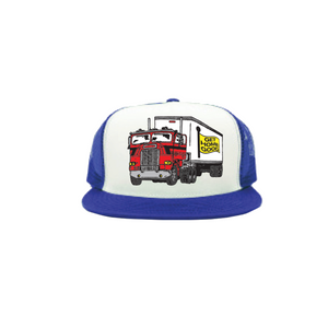 Get Home Good Trucker Hat Royal