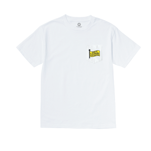 Get Home Good Pocket Tee White
