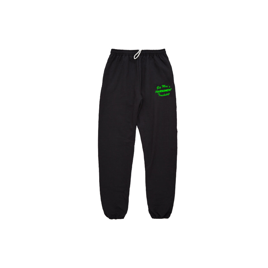 Tournament Sweatpants Black