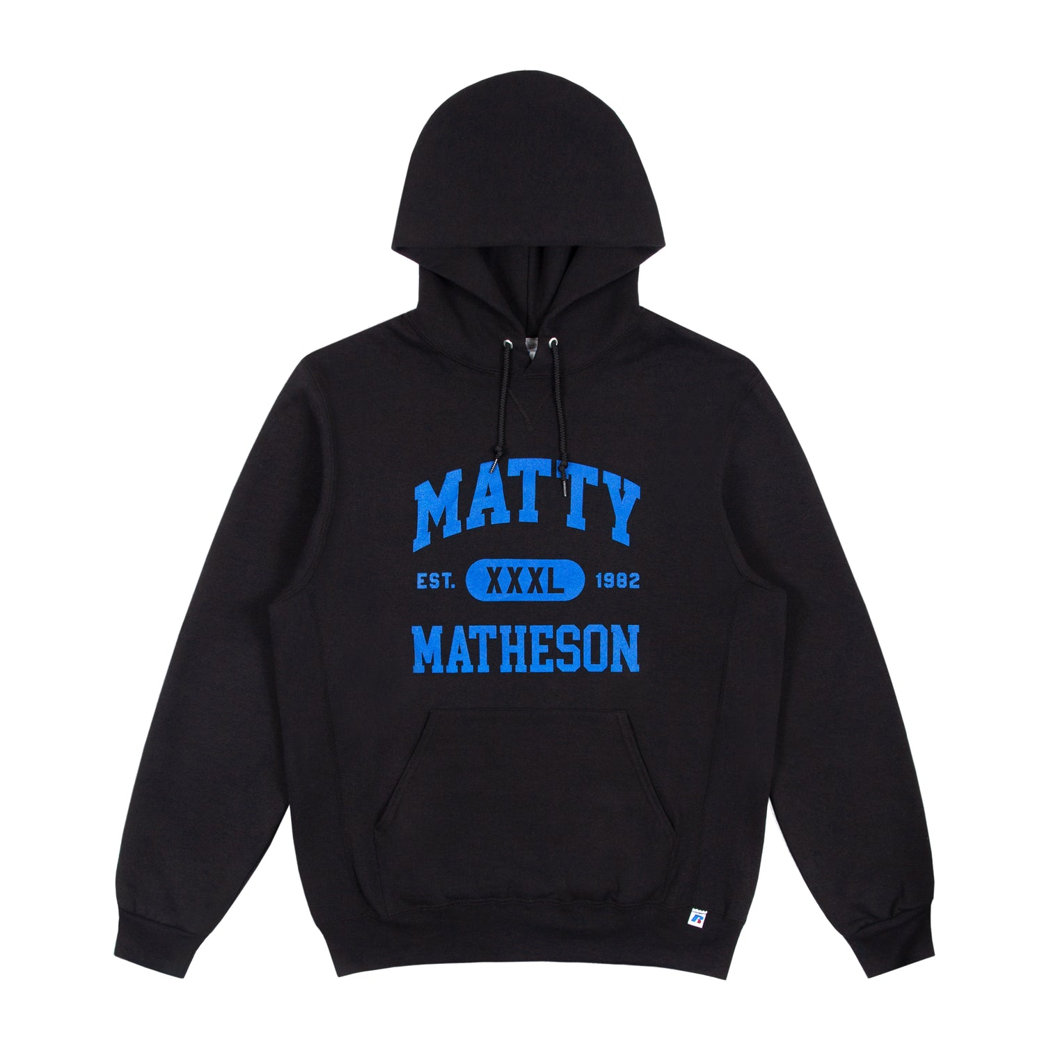 MATTY SPORT ATHLETIC HOODIE