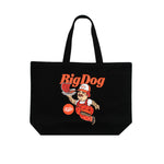 MATTY BIG DOG TOTE BAG