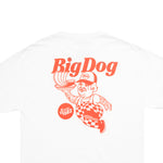 MATTY BIG DOG L/S TEE (WHITE)