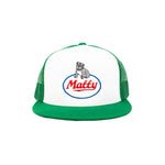 BIG DOG TRUCKER HAT (GREEN)
