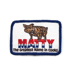 MATTY STARS PATCH