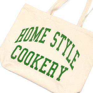 Home Style Cookery College Tote Bag