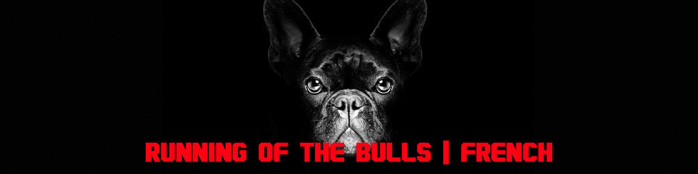 PET-A-PALOOZA 2019 RUNNING OF THE BULLS - FRENCH