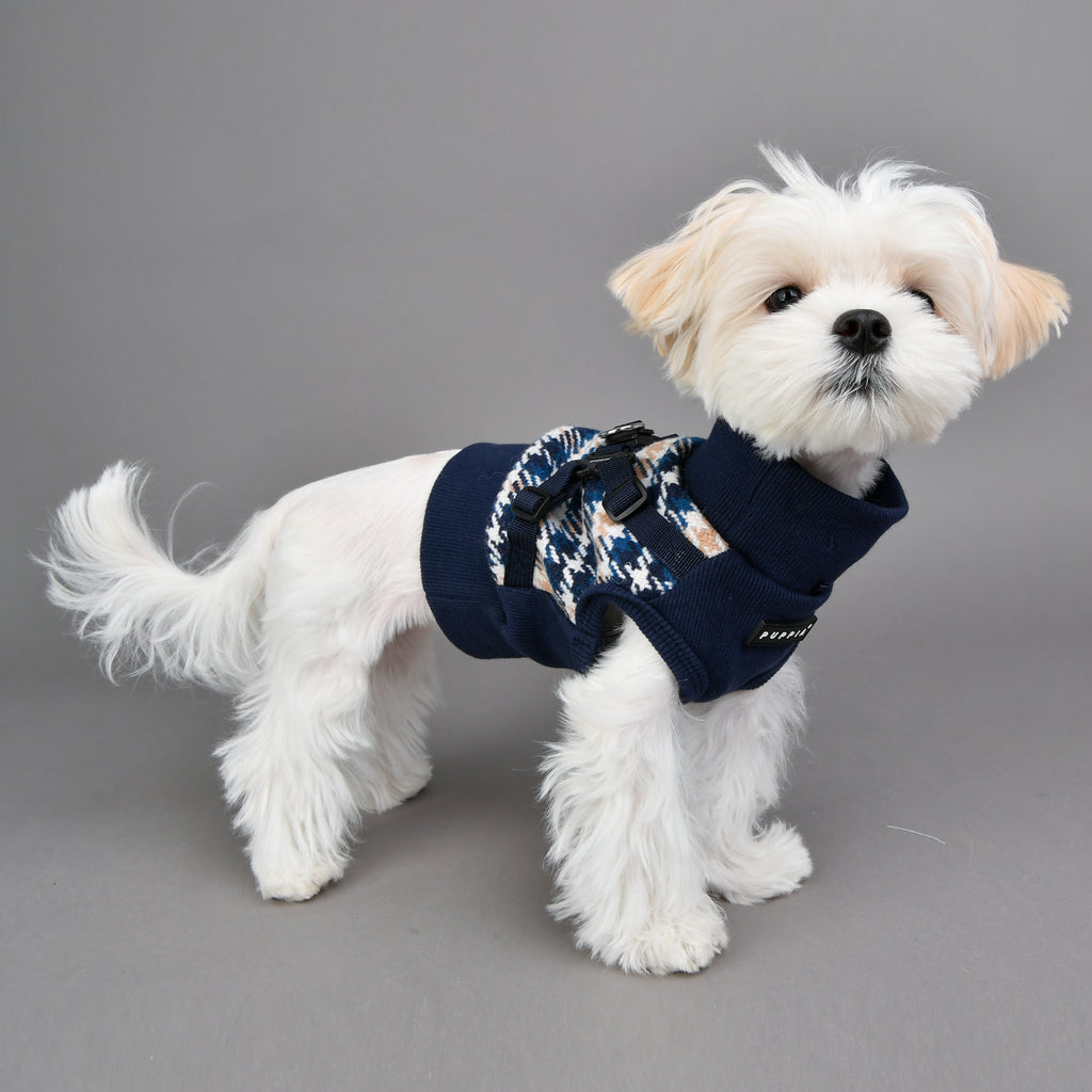 kellen sweater harness - navy - 1 large left!