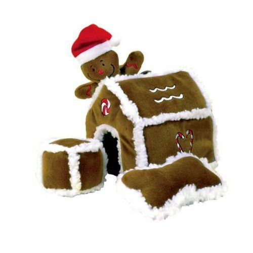 gingerbread house puzzle toy