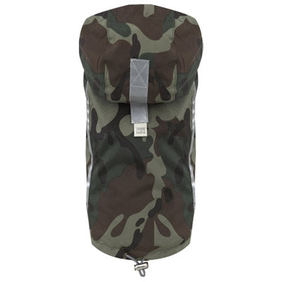 bimane 2 urban outdoor vest raincoat - available in black and camo
