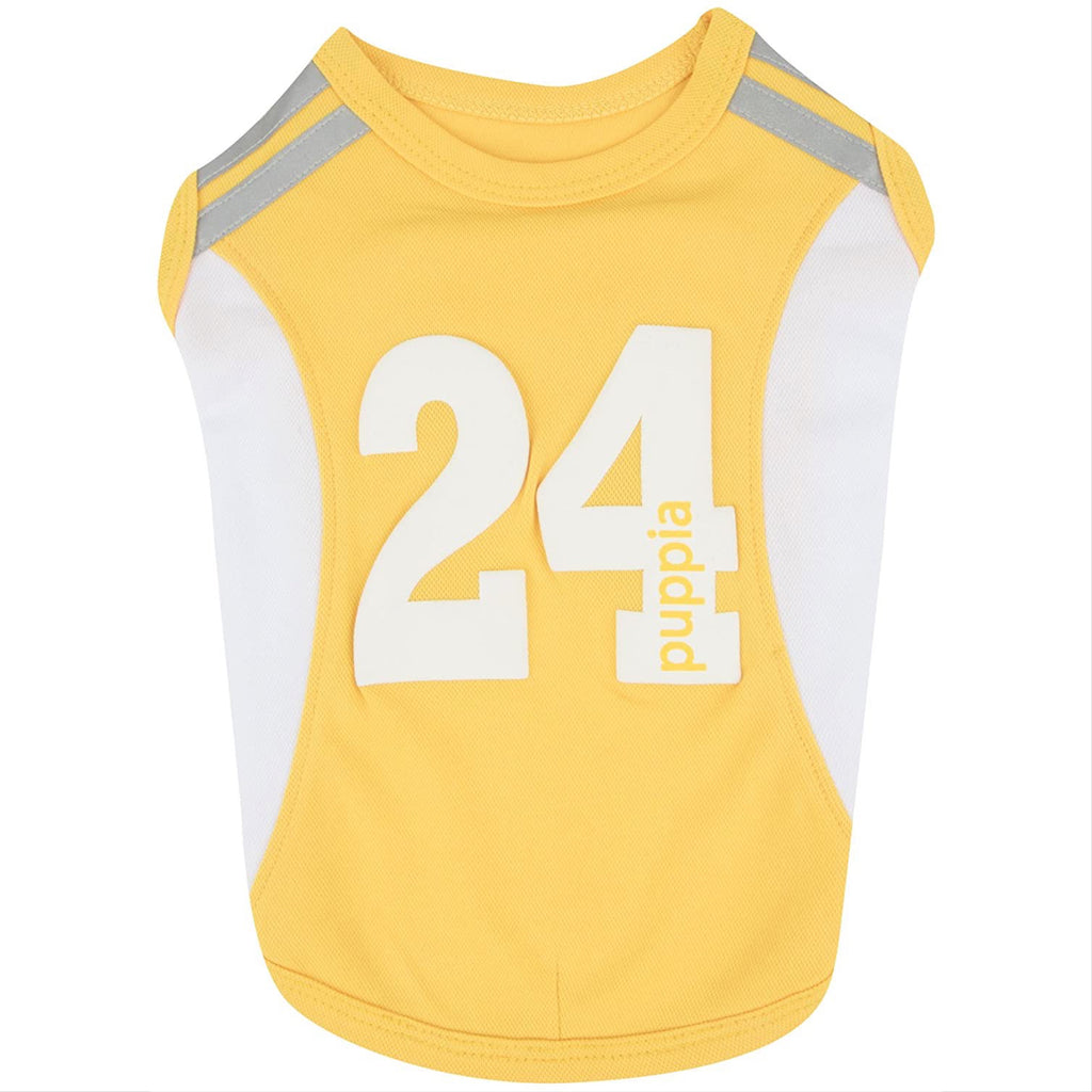 yellow soccer jersey - 1 large left!