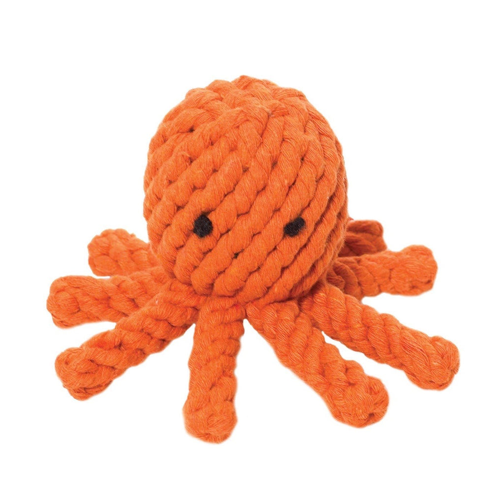 rope toy - Elton the octopus